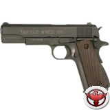 пистолет пневматический Swiss Arms P1911 (Colt 1911) металл 98 м/с