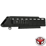 Цевье Intrafuse Saiga Shotgun & Rifle Tri-Rail Handguard Black - TAPCO