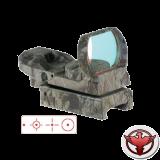 Коллиматор Sightmark панорамный, 4 марки, крепление на планку 11 мм (ласточкин хвост).