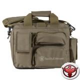 """""""Allen"""" сумка тактическая S&W, отделение для ноутбука, для пистолета, цвет песочный"""