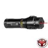 Лазерный целеуказатель LEAPERS UTG Sub-Compact Dual Function - 2 режима свечения, цвет красный.