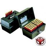 Ящик для 100 патронов 12 к-р MTM