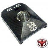Стеклобой аллюминиевый GLOCK  21 30 37 38 39  .45 Auto  /  .45 G.A.P. Black