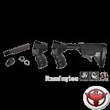 Тактическая система для ружья Ремингтон, аллюминиевая вставка с ситемой отдачи Скорпион.