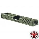 Полимерная накладка на затвор Glock 17