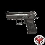 CZ-75 P-07 DUTY DT пистолет пневматический, двуцветный