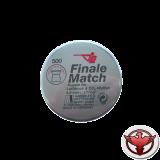 Пульки  HN  Finale match винтов. по 500  шт кал.4,5 мм