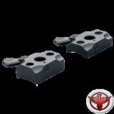 основание (из 2-х частей) для быстросъемного кронштейна на Sig Arms SHR 970 Leupold (США)