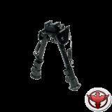 Cошки Leapers UTG для установки на оружие на планку Picatinny, регулируемые, высота 15 - 20 см
