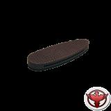 Тыльник для приклада 16 мм, коричневый