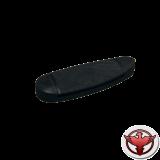 Тыльник для приклада 12 мм, чёрный