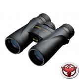Nikon MONARCH 5 12X42 влагозащищ., Roof-призма, ED-стекла, увелич. светопропускание