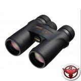 Nikon MONARCH 7 10x42 влагозащищ., Roof-призма, ED-стекла, защита от царапин, увелич.разрешение