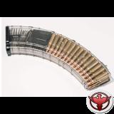 Магазин Pufgun на ВПО-136/АК/АКМ/Сайга (с сухарем), 7,62х39, 40 патронов