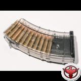 Магазин Pufgun на ВПО-136/АК/АКМ/Сайга (с сухарем), 7,62х39, 20 патронов.