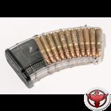 Магазин Pufgun на ВПО-133/Сайга-МК/М (без сухаря), 7,62х39, 20 патронов, полимер.