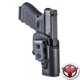 Внутренняя/внешняя  Кобура для Glock 9 мм и  .40 калибр