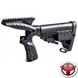 Полимерный приклад для Mossberg 500 с интегрированной пистолетной рукояткой