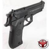 """Пистолет пневм. Stalker S92ME (аналог """"Beretta 92"""") к.4,5мм, металл, 120 м/с, черный, картон.коробка (12 шт./ уп.)."""