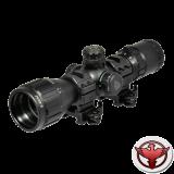 LEAPERS BugBuster 3-9X32 AO Compact, подсв