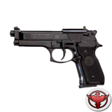 "пистолет Beretta M 92 FS 5"", чёрный"
