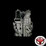 UTG Leapers Тактический разгрузочный жилет, камуфляж