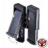 Двойной подсумок для магазинов Glock 9 мм и  .40 калибр