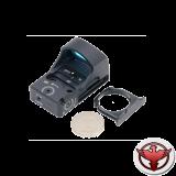Коллиматор TS-XT4 mini открытого типа, c креплением на Weaver в комплекте, сменная яркость свечени